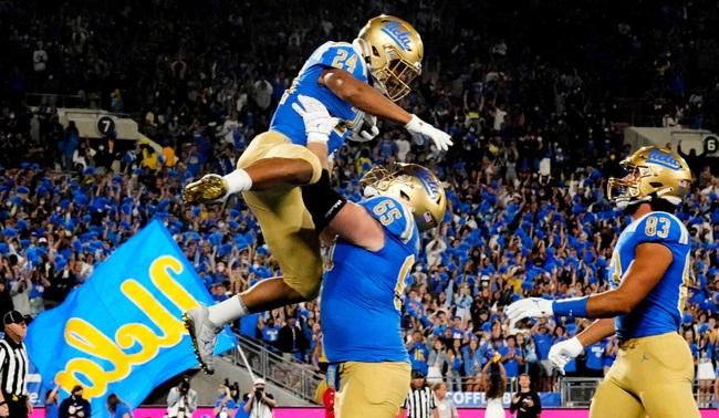 UCLA must establish the run, limit Stanford's passing