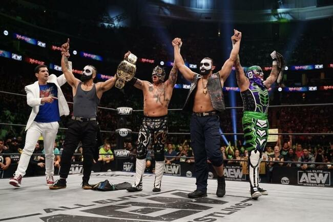 AEW Rampage Grand Slam Results: Winners, Grades, Reaction and Highlights