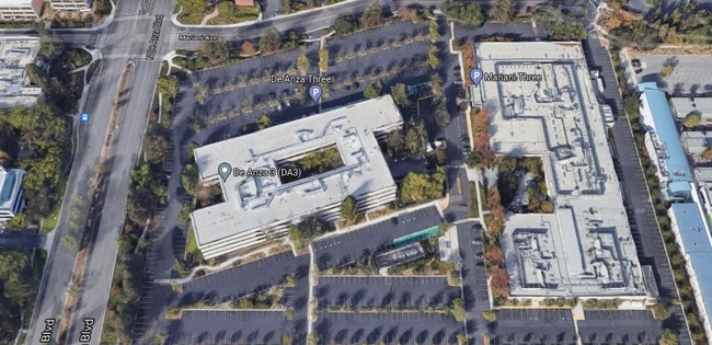 Boom! Apple grabs several Cupertino buildings in mega office deal