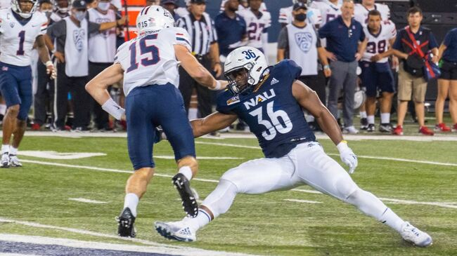 Meet the opponent: Northern Arizona team features similar qualities as Bears