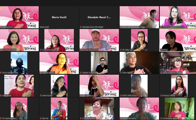 Pink October organizers to hold virtual sports challenge