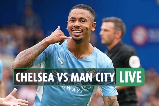 Chelsea vs Man City LIVE: Free stream, TV channel, team news as James hobbles off to be replaced by Silva for Blues