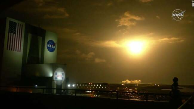 SpaceX capsule with four NASA astronauts aboard docks with International Space Station : news