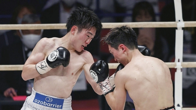 Kenshiro Teraji wins eighth WBC light flyweight title defense