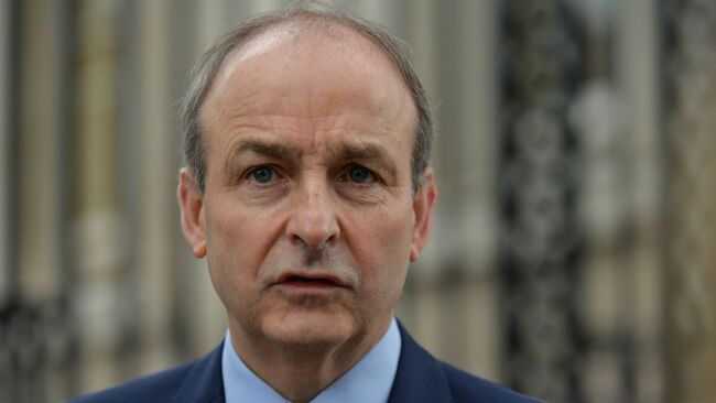 UEFA 'out of order' with Euro 2020 spectator demands - Irish Prime Minister