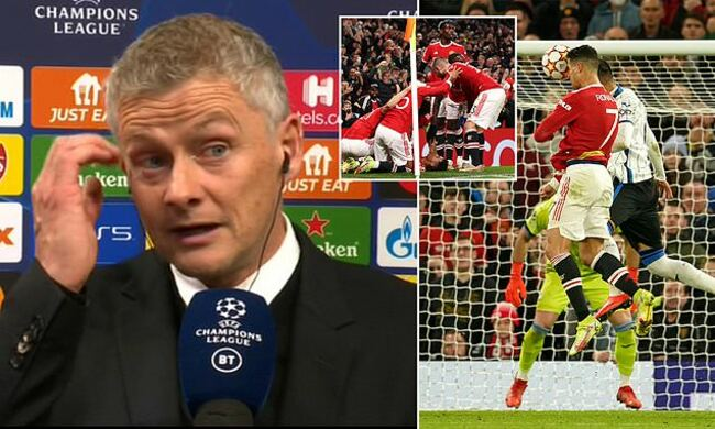 Manchester United: Solskjaer says Cristiano Ronaldo answered critics with winner against Atalanta