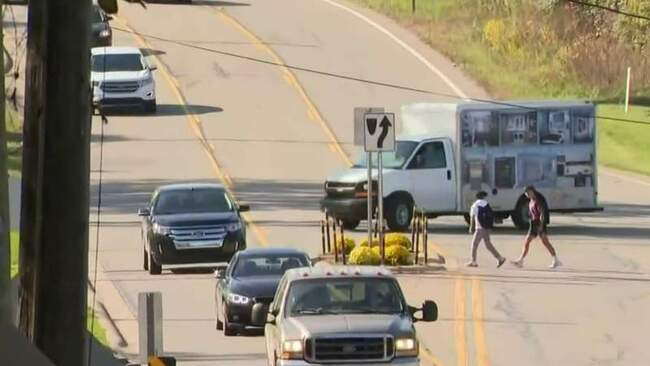Incident involving high school student raises concerns about pedestrian safety on Rochester Hills road