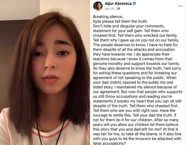 Aj Raval apologizes to Kylie Padilla, goes on 'social media detox'
