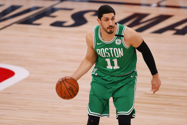 Celtics games have been shut down in China after one player's pro-Tibet tweet