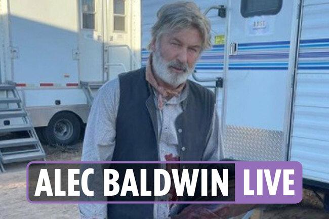 Alec Baldwin accidental death on set news – Prop gun fires off killing crew member during scene with actor