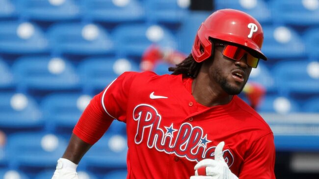 Phillies Call Up Odubel Herrera: 'We Just Felt It Was Time'