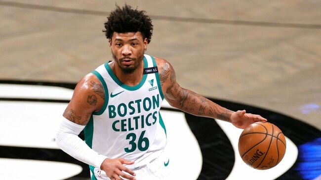 Boston Celtics' Marcus Smart gets 1-game suspension for 'threatening language' to an official