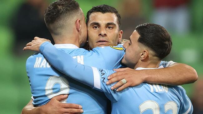A-League 2021: Melbourne City vs. Newcastle Jets