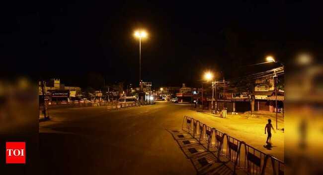 Tamil Nadu lockdown news: Tamil Nadu extends night curfew and Sunday lockdown 'until further orders'