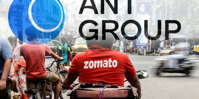 Ant Group cuts stake in India's Zomato ahead of IPO