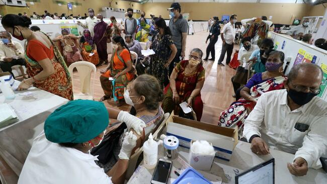 Amazon's big day, Indian vaccinations, Constantine's finger