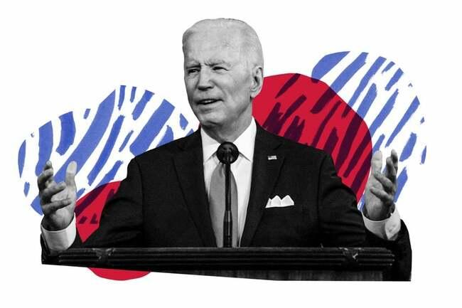 Joe Biden Won the First 100 Days