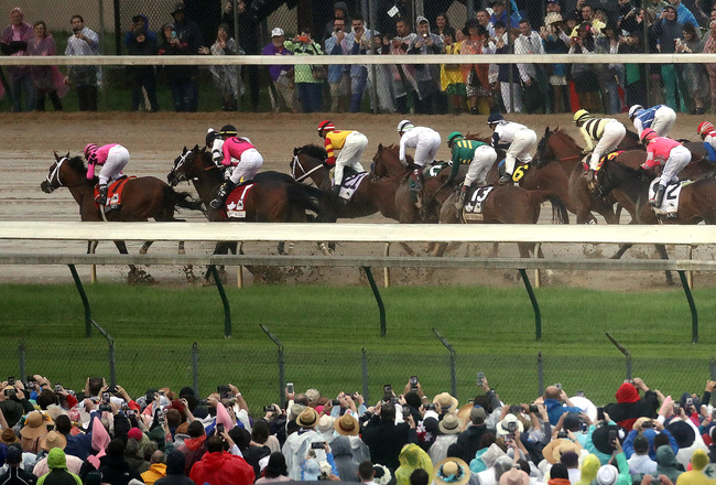 Will Kentucky Derby Have Fans? Race to Draw Biggest Attendance since COVID-19 Pandemic Began