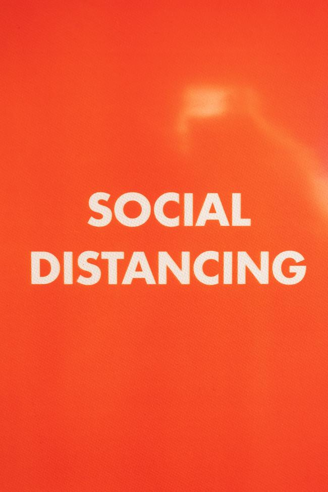 Corona Social Distancing