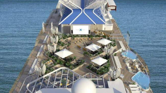 Celebrity Cruises amps up Florida-bound ship to be largest ever in the fleet