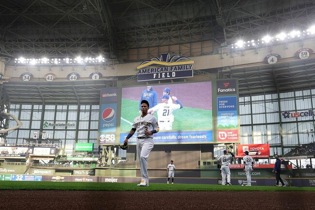 A Look Back At Orlando Arcia's Biggest Moments For The Milwaukee Brewers
