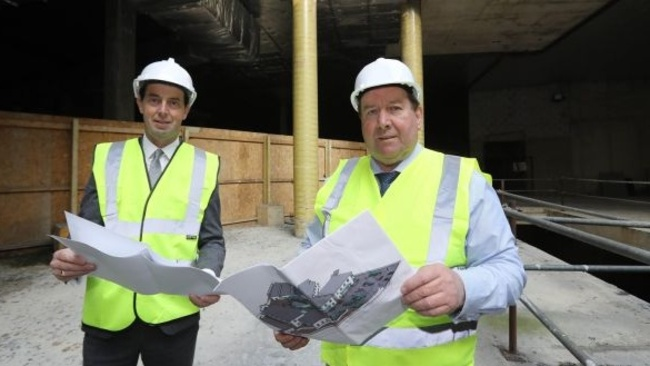 Naas Shopping Centre owners submit pre-planning application to council