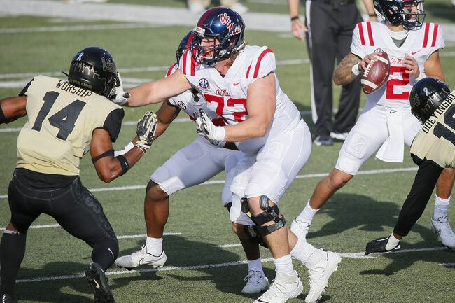 Green Bay Packers: Scouting Report On Fourth-Round Draft Pick Royce Newman