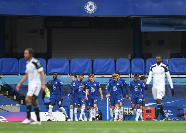 Soccer-Man City on brink of title, Chelsea bolster top-four hopes