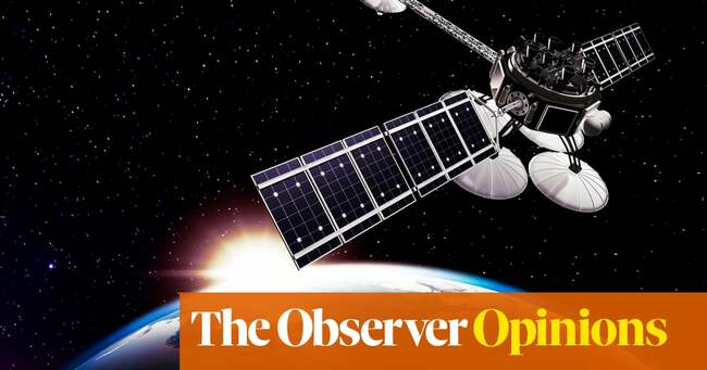 Fifty years after Apollo, space is about to transform our life on Earth beyond recognition  Will Hutton