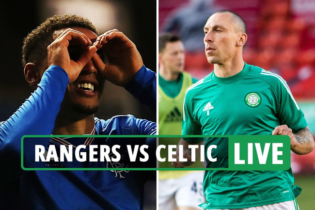 Rangers vs Celtic LIVE: Stream, TV channel, score, teams – Old Firm derby latest updates from Ibrox