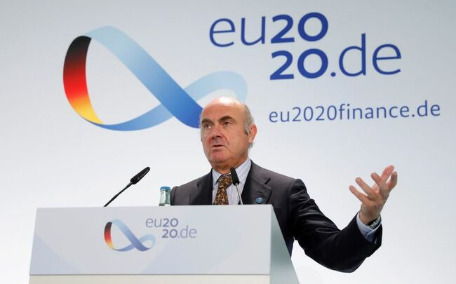 ECB can start phasing out emergency stimulus when vaccinations pick up – de Guindos