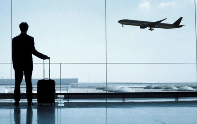 Plunge In Bankers' Business Travel Unlikely To Improve, Despite COVID Re-Opening