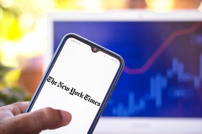 New York Times Stock Can Offer 10% Gains