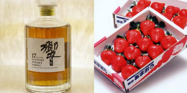 Japan battles Chinese and Korean strawberry and whisky copycats