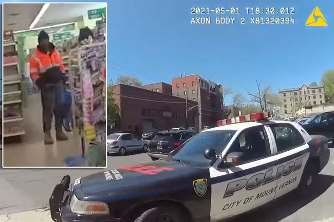 Westchester cops pick up tab for homeless man trying to steal socks