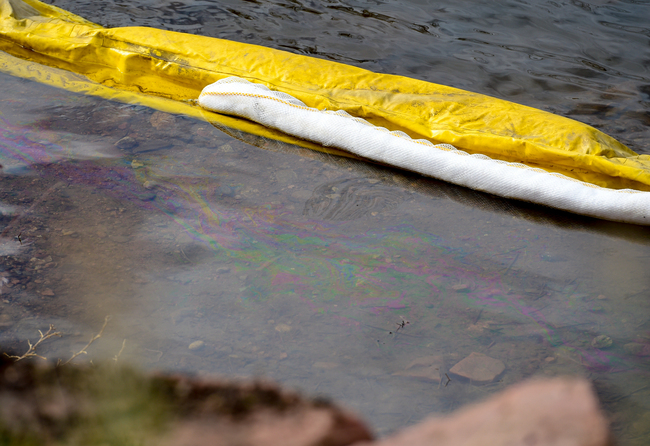 EPA remains at Lyons gas spill site, expects cleanup efforts to take weeks