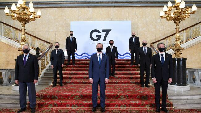 Everything you need to know about this week's G7 meetings