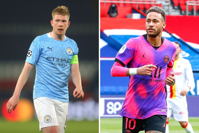 Man City vs PSG: Live stream FREE, TV channel, kick-off time, team news for TONIGHT'S Champions League semi-final tie