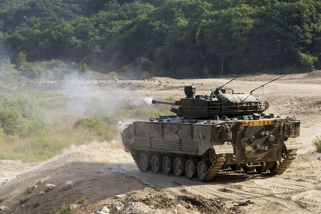 Oshkosh's Latest Bid To Grow Its Military Vehicle Footprint Could Change The Industry
