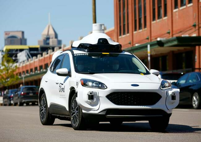 New Lidar Brings Ford-Backed Argo AI a Big Step Closer to Full Self-Driving
