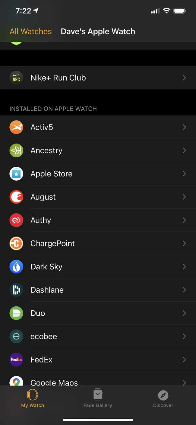 How to delete apps on an Apple Watch to save space for updates and new apps