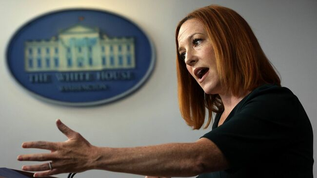 Psaki Throws Cold Water On A 4th Stimulus Check: 'Those Are Not Free'