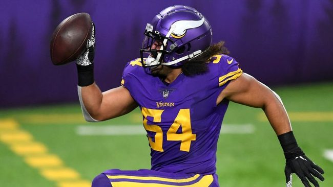 Eric Kendricks, Kyle Rudolph remain out of Vikings practice