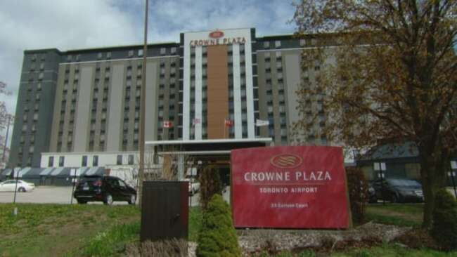 Toronto Public Health reports 13 COVID-19 cases among staff at quarantine hotel