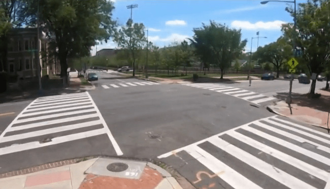 Residents Complain of Dangerous Northwest Intersection; DDOT Responds