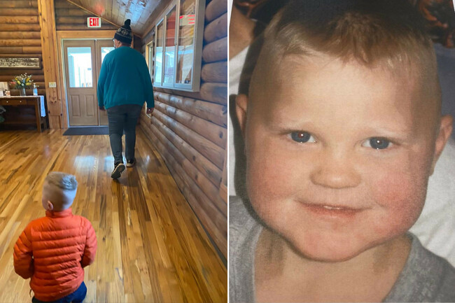Virginia couple charged with abduction of 2-year-old from church day care