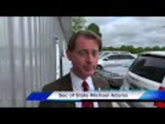 Kentucky Secretary of State visits Marion