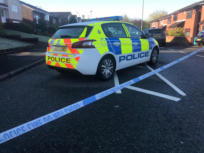 Man, 63, arrested on suspicion of murder after woman dies from serious injuries at home in Oldham