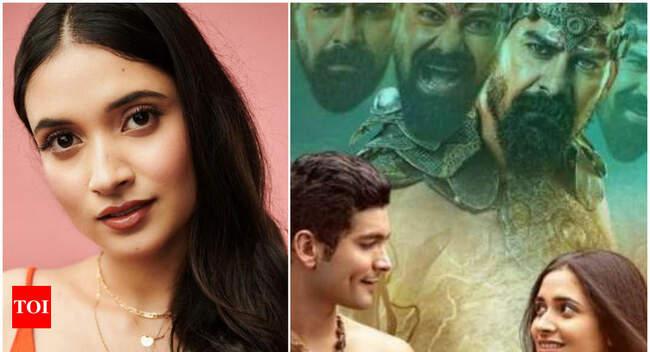 'Ramyug' actress Aishwarya Ojha: Watching myself on screen feels surreal