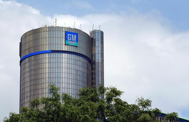 GM CEO Addresses Semiconductor Shortage To Shareholders While Reporting Q1 Profit